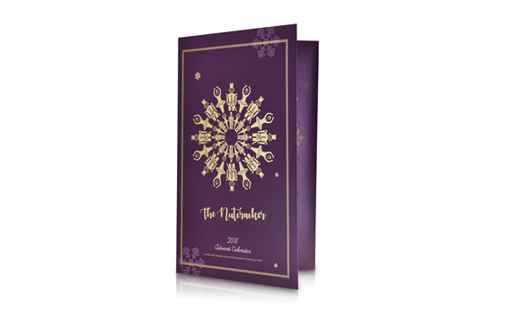 The Royal Mint - The Nutcracker Advent Calendar