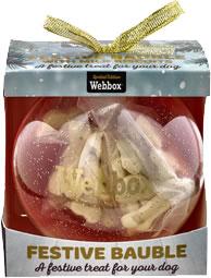 Webbox Festive Bauble