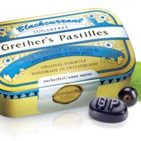 Win Grethers Pastilles