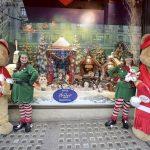 Hamleys Christmas Window