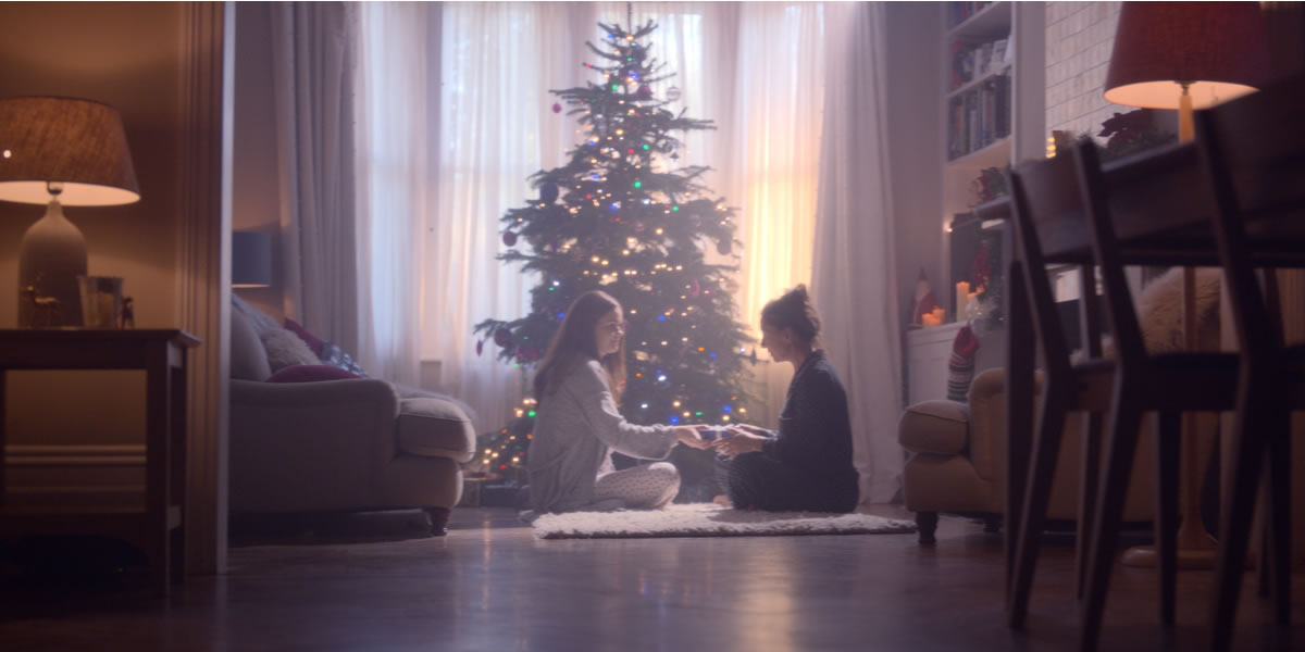 Boots Christmas Advert 2018 'Get them something that says...you get them'