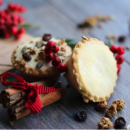 Christmas Recipe: Granola Topped Mince Pies