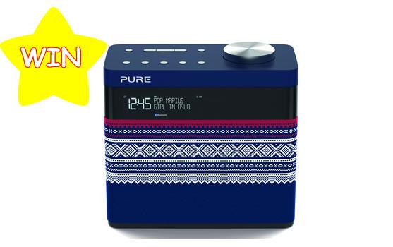 Pop Maxi Marius Portable DAB Radio by PURE