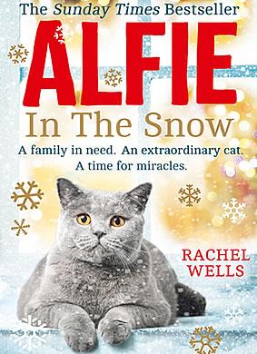 Alfie in the Snow by Rachel Wells