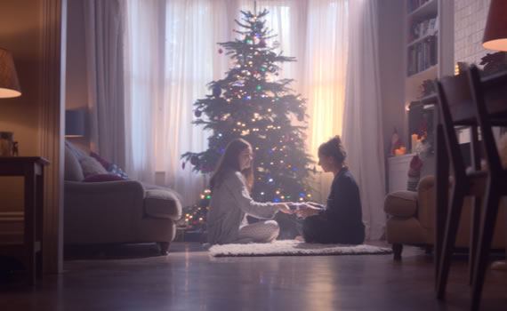 Boots Christmas Advert 2018 'Get them something that says...you get them' -