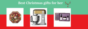 Best Christmas Gifts for her slider