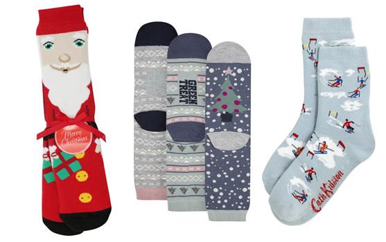 Christmas socks 2018