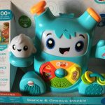 Christmas Gift Review 2018: Fisher Price Dance & Groove Rockit