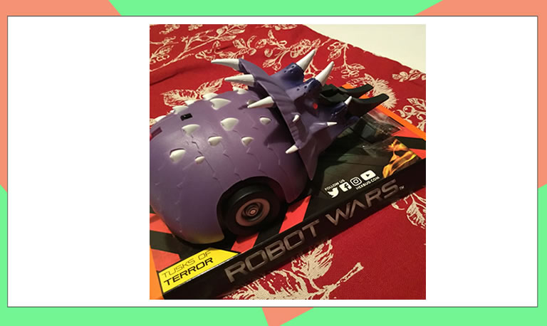 Image of Hexbug Matilda out of the box