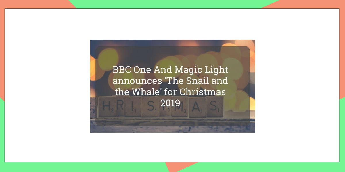 Image of BBC One Magic Light 'The Snal and the Whale' Christmas special