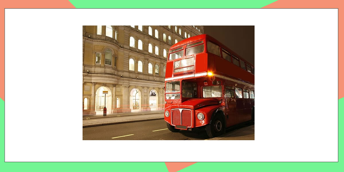 Image of Buy A Gift London Bus