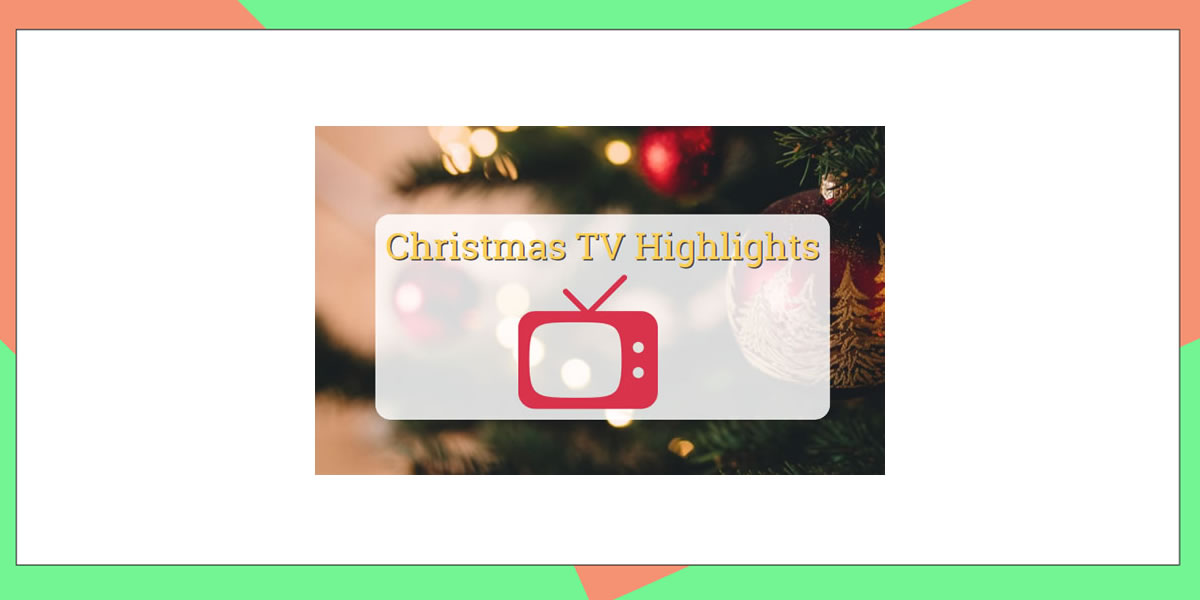 Image of Christmas tv highlights