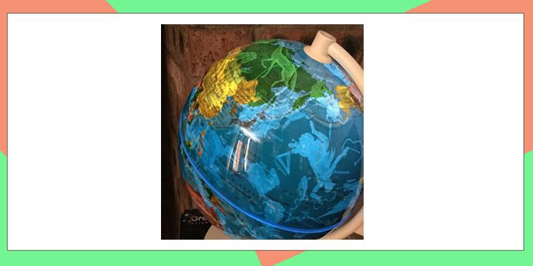 Image of Oregon Scientific Globe On