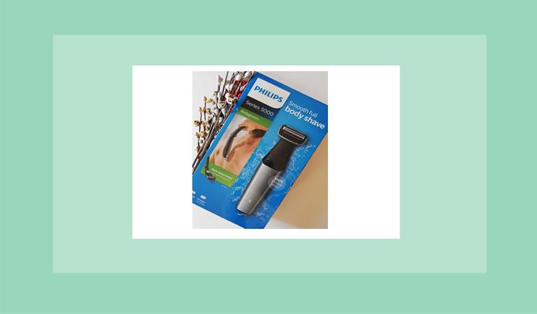 Image of Phlips Body Groomer Box