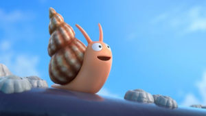 Image of BBC Snail and the Whale show