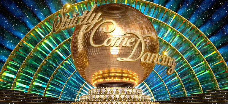 Image of Strictly Come Dancing logo