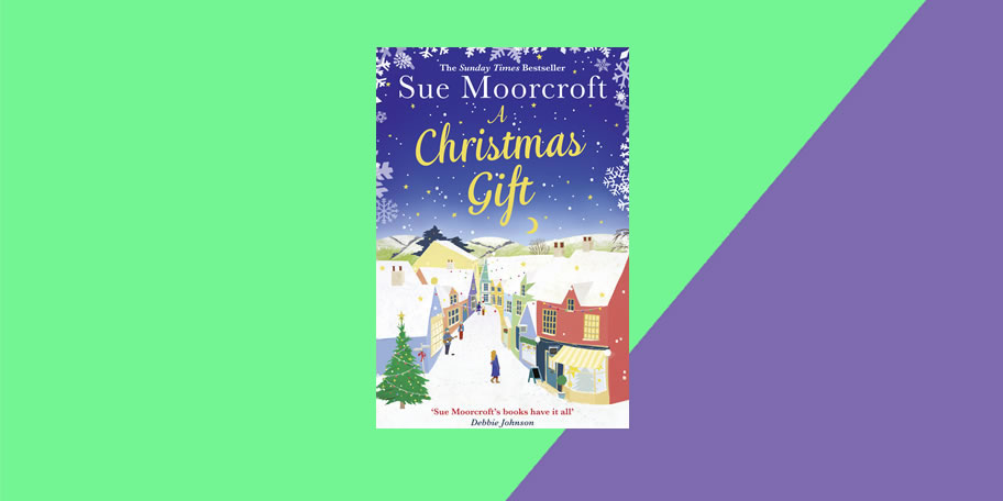 Image of Sue Moorcroft Book