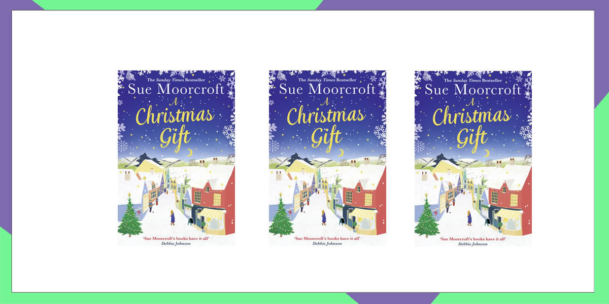 Image of Sue Moorcroft A Christmas Gift Book prize