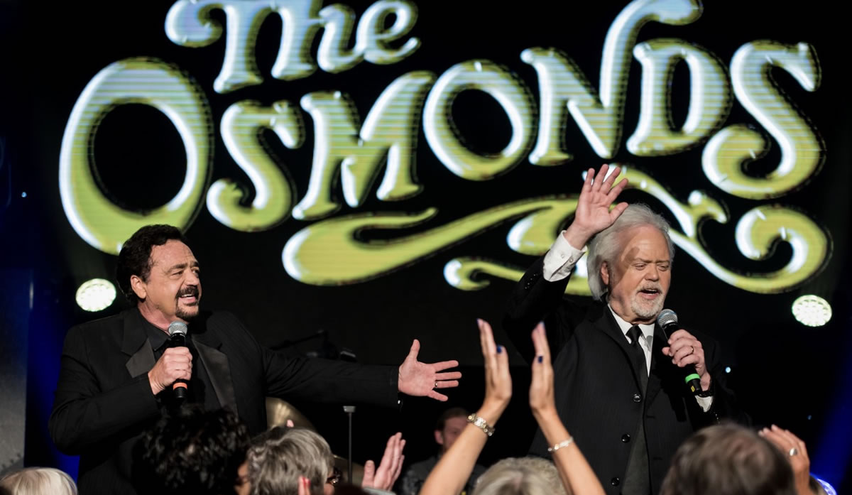 Image of The Osmonds