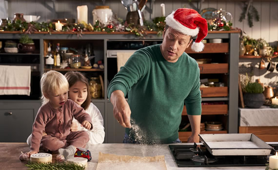 Jamie's Quick and Easy Christmas