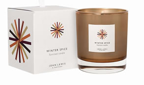 John Lewis & Partners Winter Spice