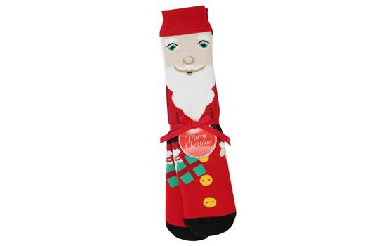 M&Co.Christmas Santa long socks GBP 14.00
