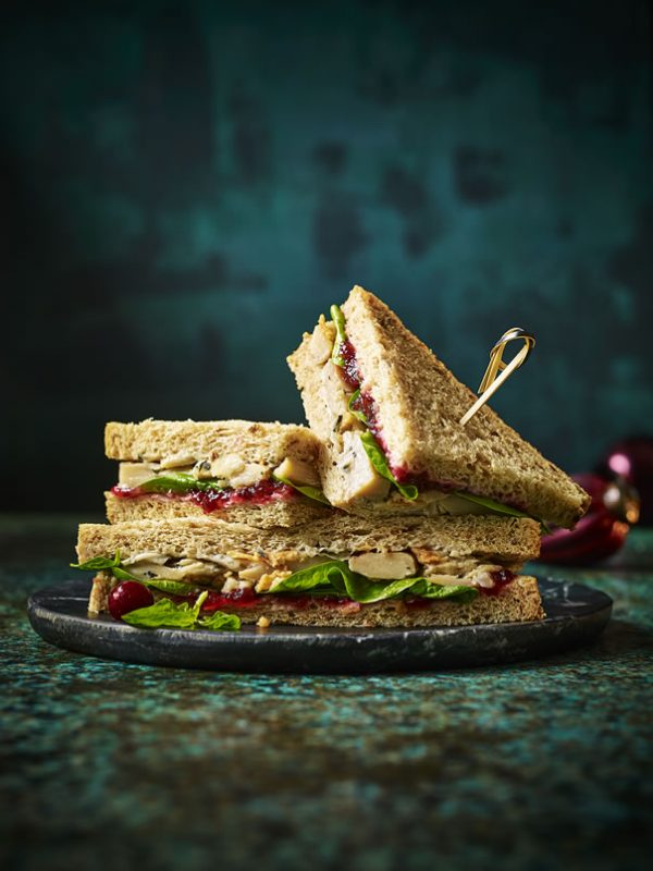 Marks And Spencers Vegan Sandwich