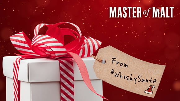 Master Of Malt Whisky Santa