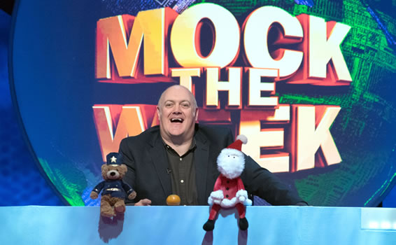Mock The Week Christmas Special