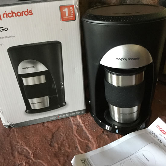 Morphy Richards Unboxed