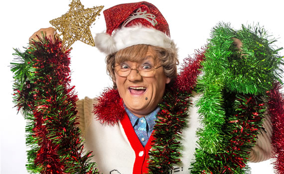 Mrs Brown's Boys 2018 Christmas special