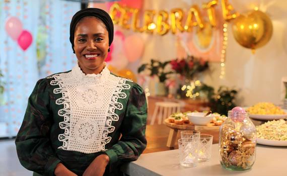 BBC Two Nadiya's Party Feasts