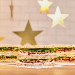 Pret Christmas Sandwiches