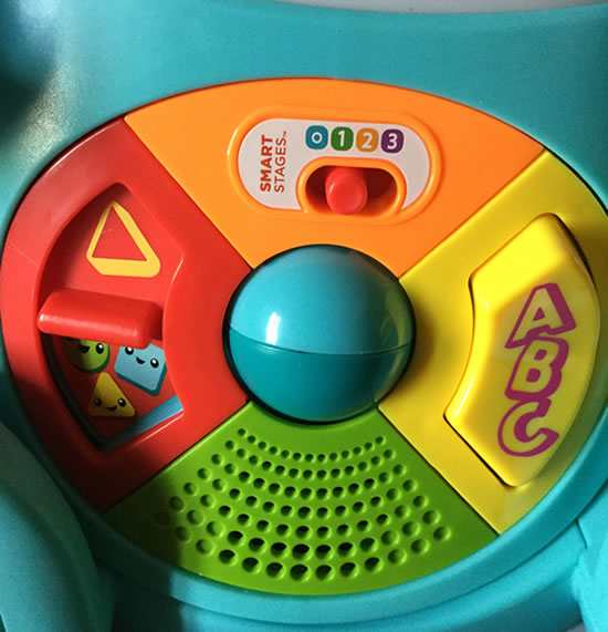 Fisher Price Rockit All Features