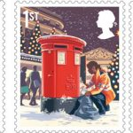 Royal Mail unveils 2018 Christmas Stamps