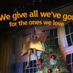 Sainburys launch 'The Big Night' Christmas advert 2018
