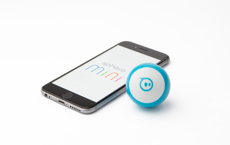 Blue Sphero Mini