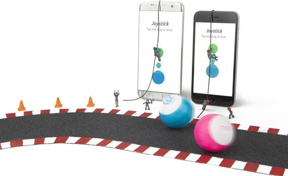 Sphero Mini Drive Game
