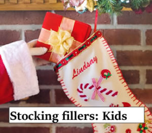 Best Christmas stocking fillers for kids