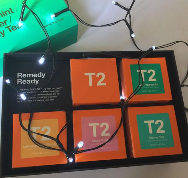 T2 Leaf Tea
