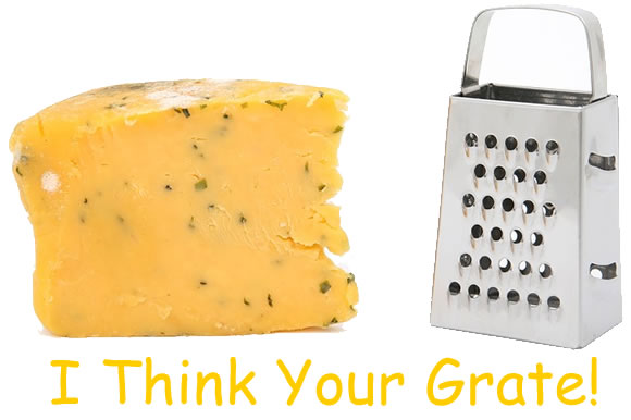 I Think Your Grate