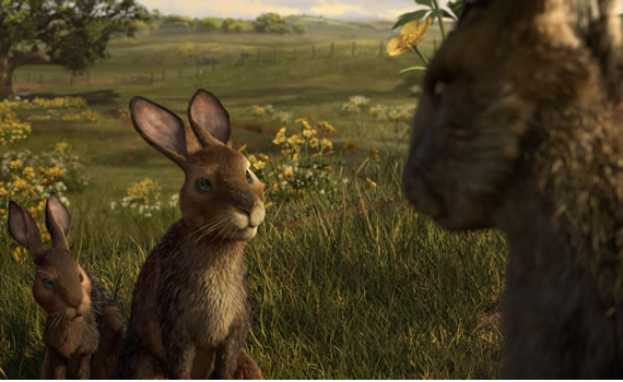 Watership Down: Hazel asks Bigwig if he can speak to The Threarah