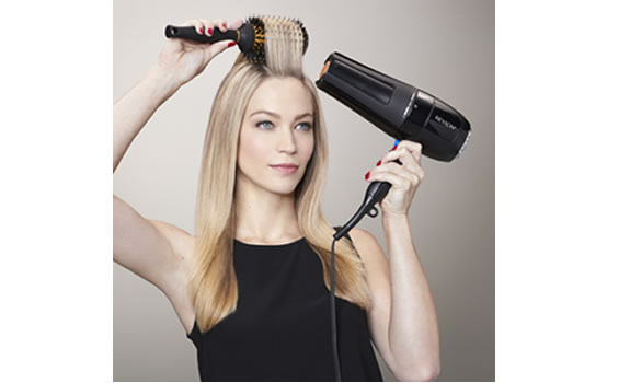 Revlon Salon 360 Surround AC hair dryer - Traditional mode