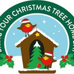 Saturday 8th is officially 'Bring Your Christmas Tree Home Day'