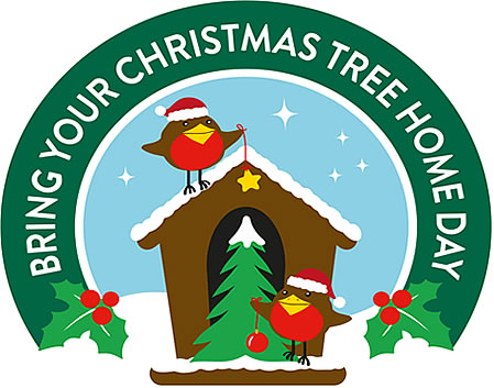 Dobbies - Bring Your Christmas Tree Home Day