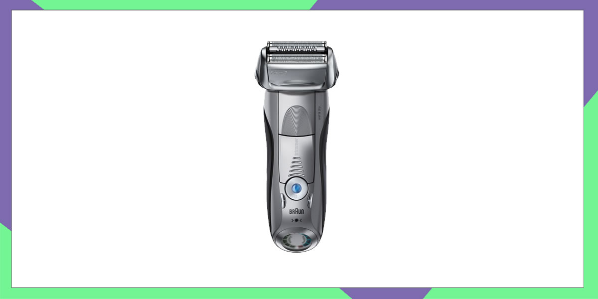 Image of Braun Series 7 Wet & Dry Shaver