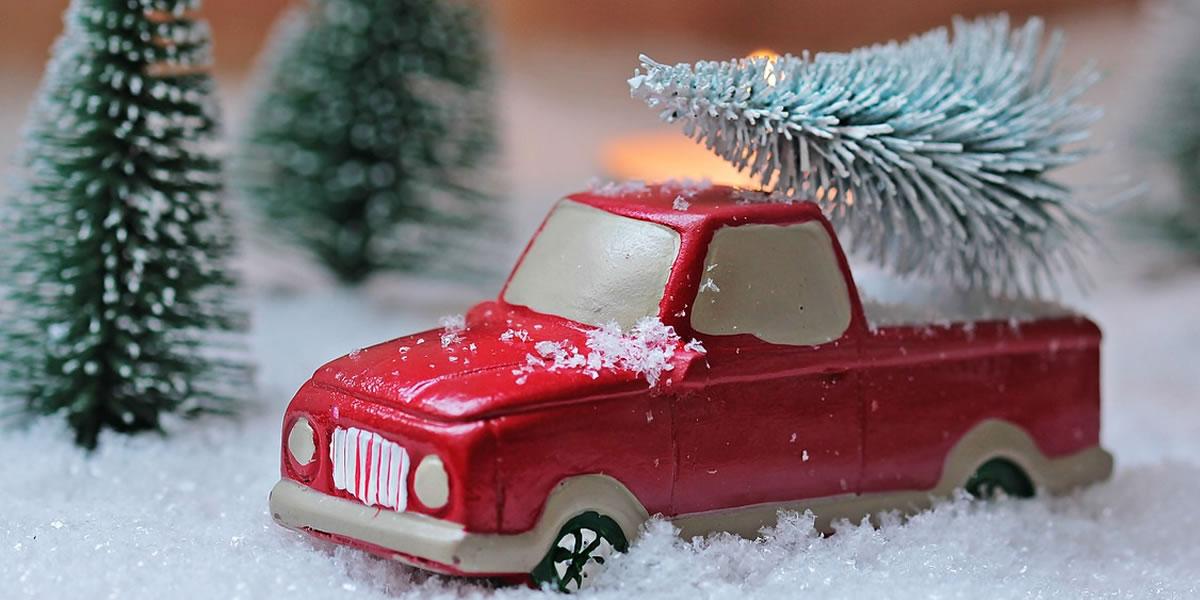 Image of Christmas toys
