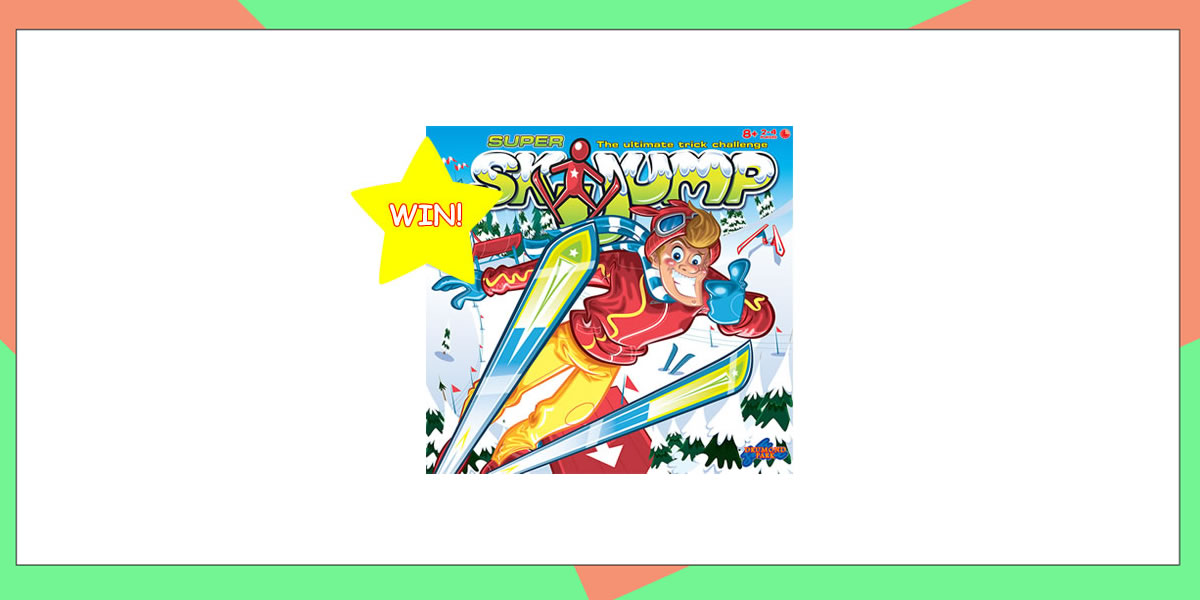 Image of day one Drumond Park Ski Jump Game prize