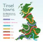 Tis the season for colourful tinsel
