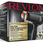 Revlon Salon 360 Surround AC hair dryer